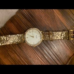 Sparkly Kate spade watch